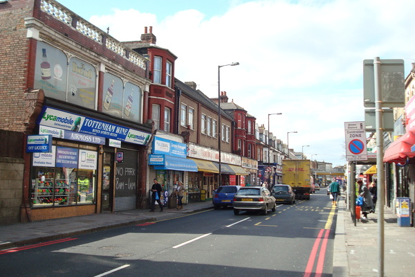 West green road  london n15   geograph org uk   1766636 8aed3434f6d9b588833b458054ab46c1