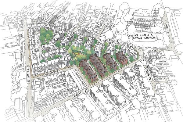 Sutton Estate masterplan