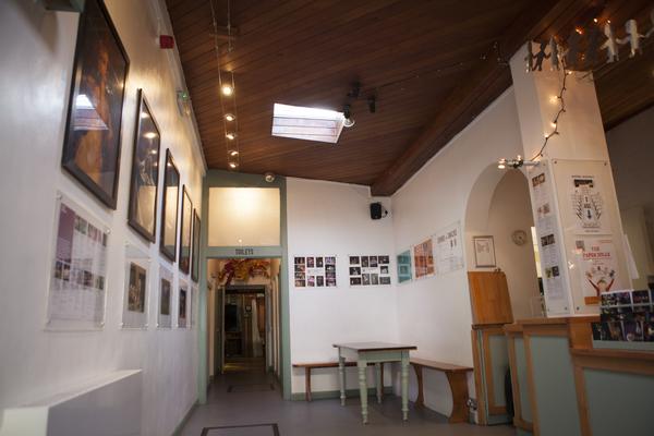 The Theatre Foyer