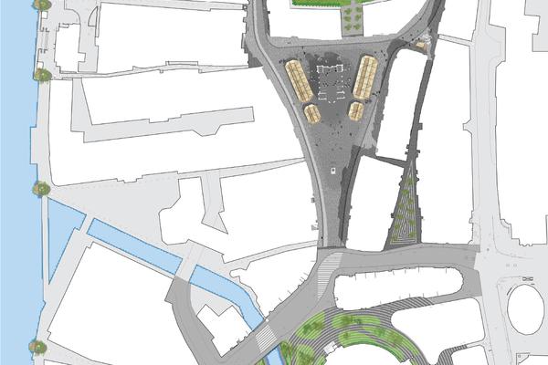 Kingston Ancient Market Area Masterplan