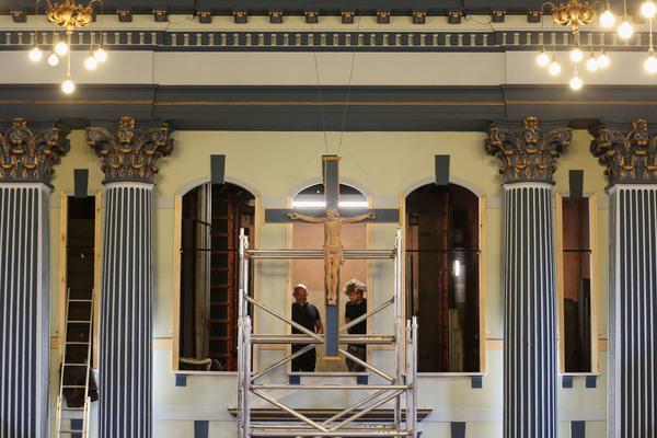 Restoration of the organ