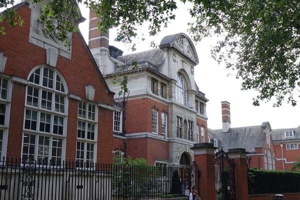 St Paul's Girls' School frontage
