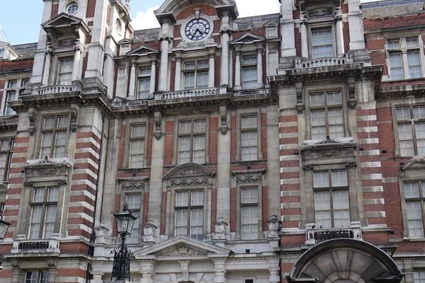Savings Bank main facade