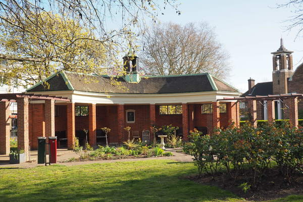Christchurch Gardens and War Memorial