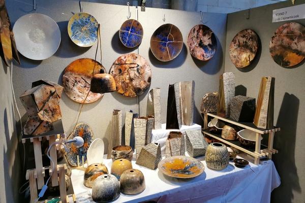 Ceramics by Irek Gajowniczek (Reldlees Studios)