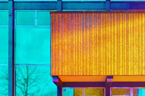 Brutalism in Colour