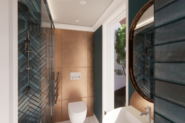 Visual - GF bathroom