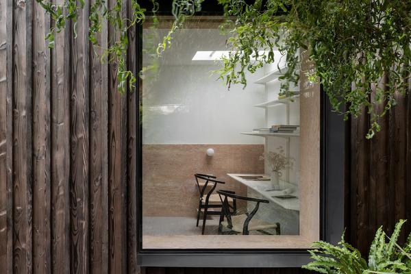 ER Residence - Studio Hallett Ike