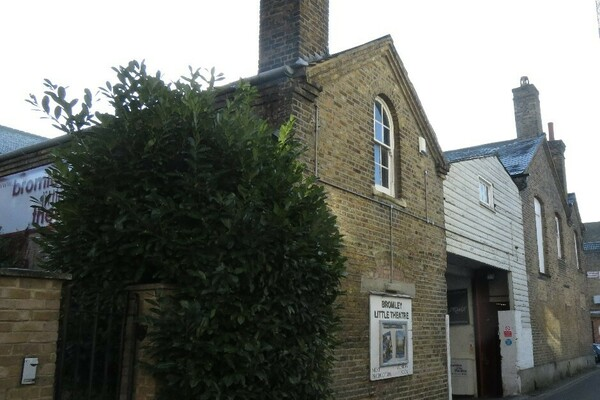 Bromley Little Theatre - formerly Co-op Bakery 1888