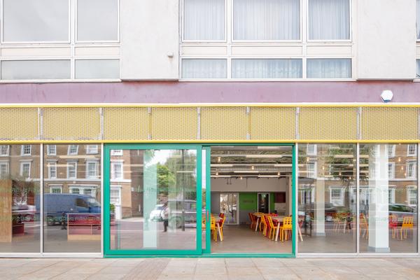 Nourish Hub Shopfront