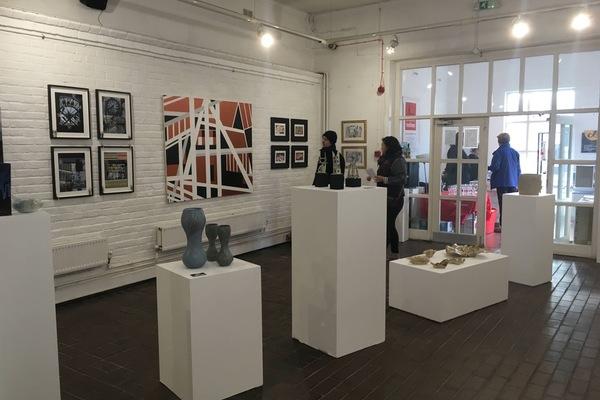 Redlees Gallery recent Exhibition