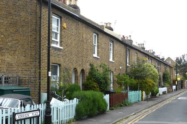 10. Kerrison Place artisan houses