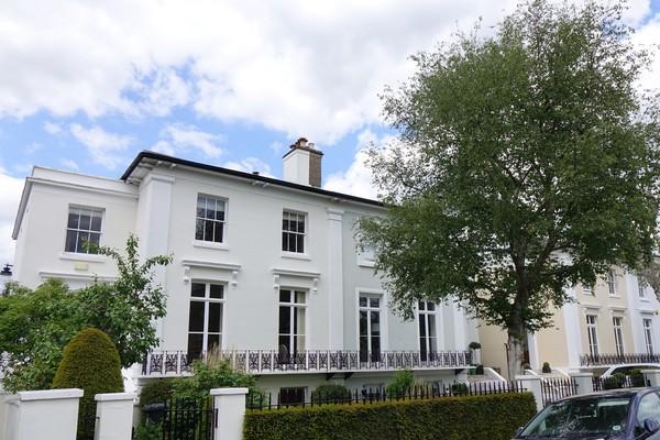 11. The Park 'Italianate' villas