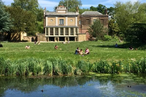 18. Walpole Park and Pitzhanger Manor