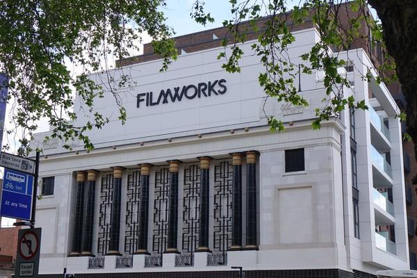 3. The old Forum Cinema facade