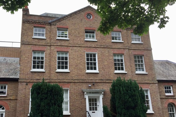 5. St Marys House