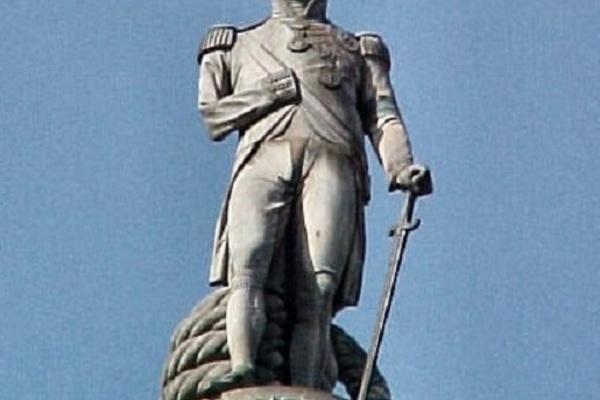 Sculpture Wars 'Nelson'