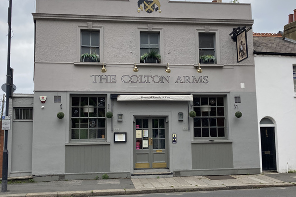 8. The Colton Arms