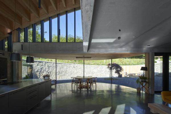 Internal View From Kitchen