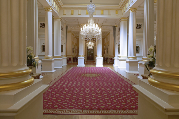 Mansion House Interior