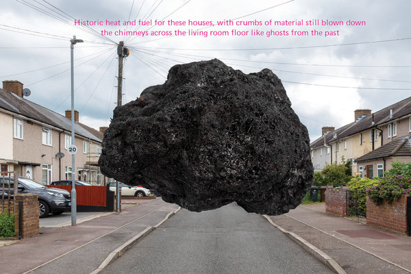 Living Together, The Becontree Collection Billboard #6 Coal