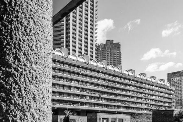 Golden Lane and Barbican Architecture Walking Tour