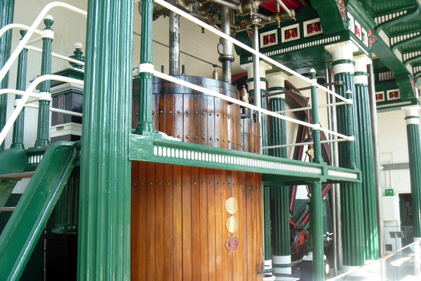 The Beam Engine