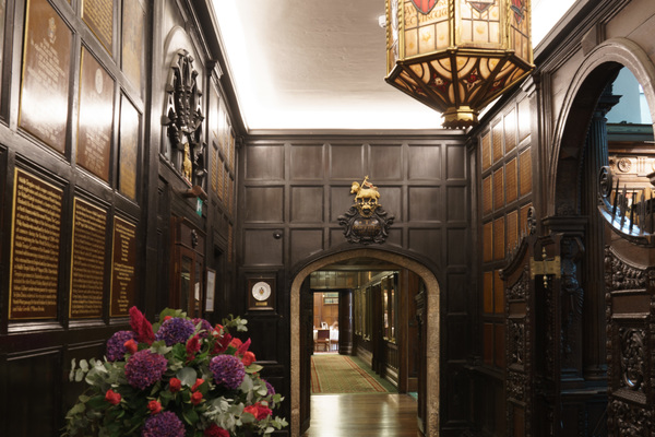 Middle Temple Hall Entrance