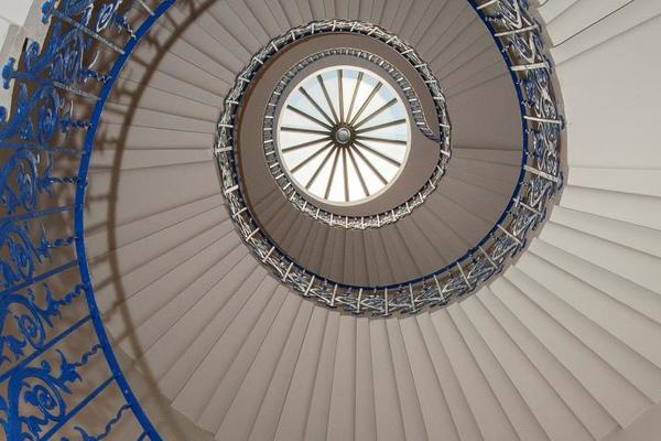 The Tulip Staircase, The Queen's House