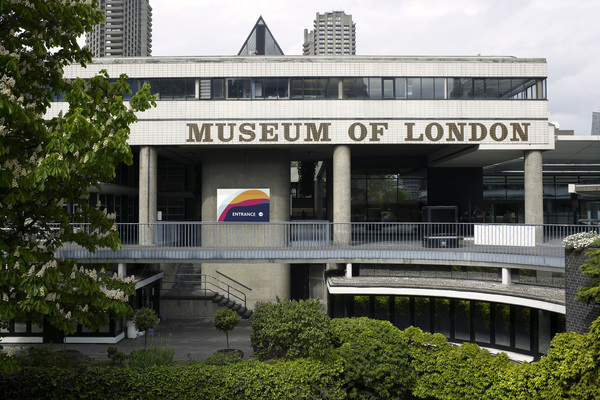Museum of London Rotunda view