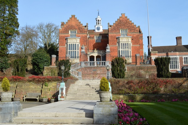 Harrow School Old Schools