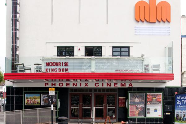 Phoenix Cinema exterior