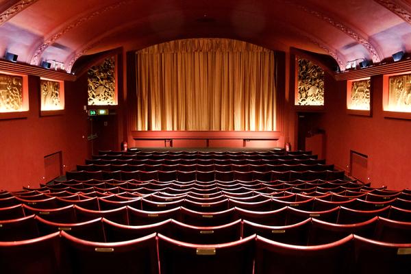 Phoenix Cinema auditorium