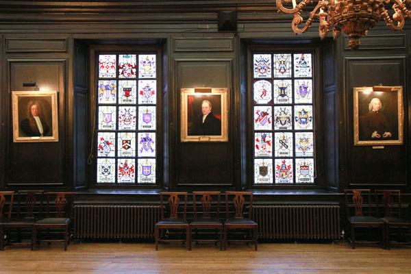 Past Master's Windows