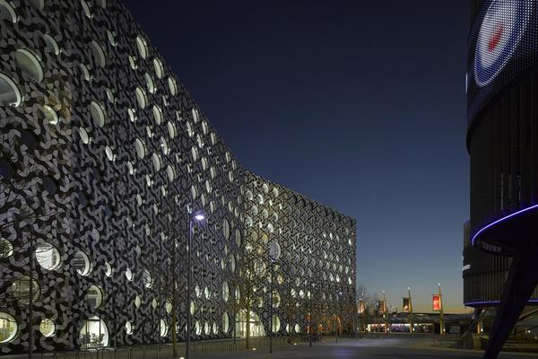 Panorama of Ravensbourne
