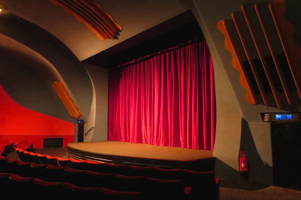 Rio Cinema auditorium