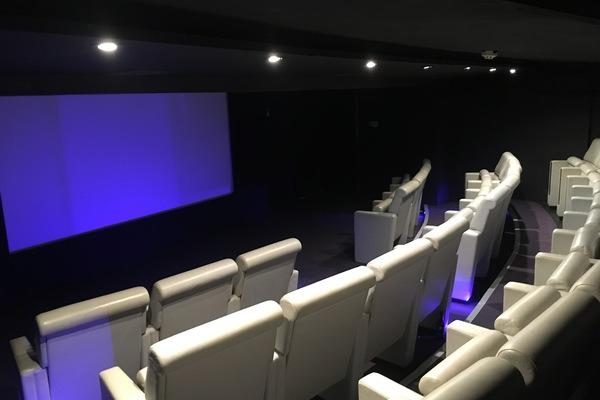 Rio Cinema Dalston screen 2 built in 2017
