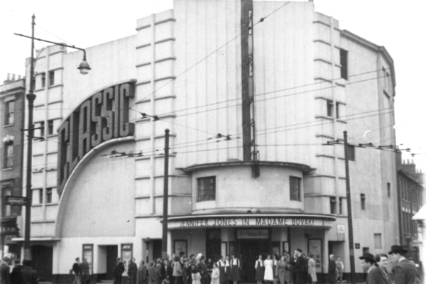 As The Classic Cinema