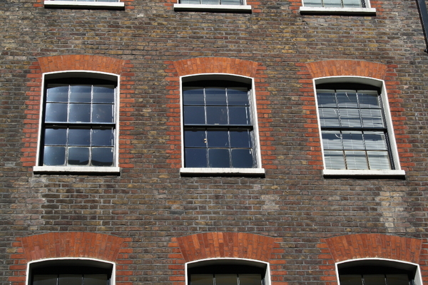 Detail of window surrounds