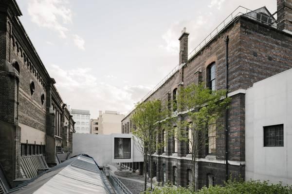 Weston Bridge and The Lovelace Courtyard