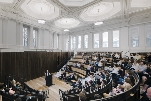 The Benjamin West Lecture Theatre