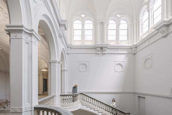The Wohl Entrance Hall