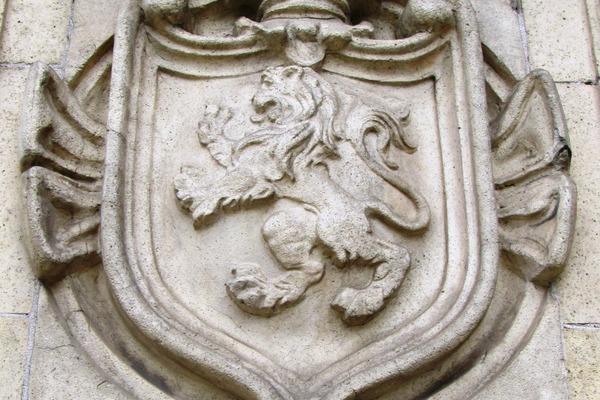 Terracotta shields