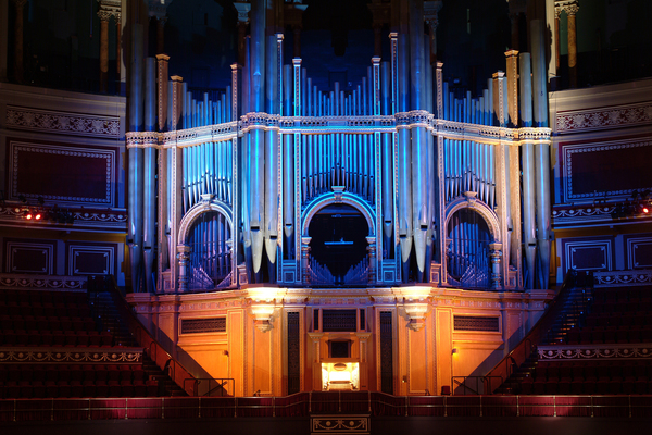 The Henry Willis Organ