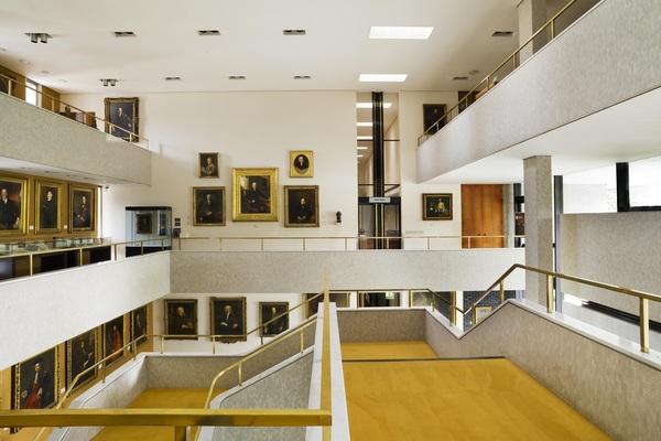 Lasdun Hall