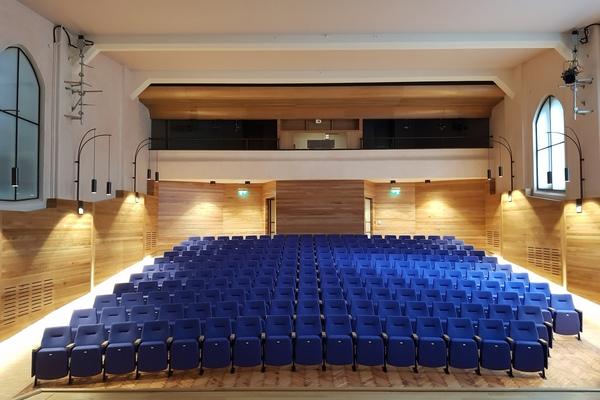 Refurbished theatre 2020