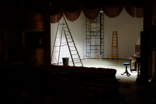 Sands Films Studio stage