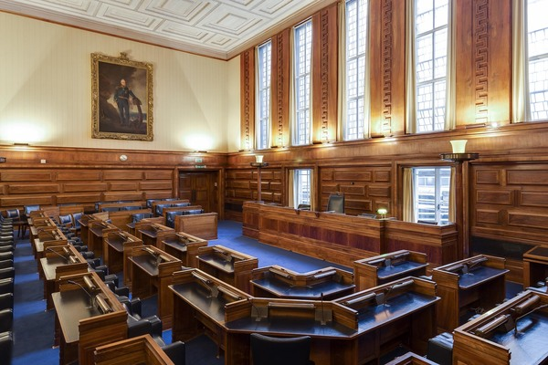 Senate Room