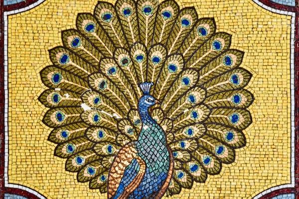 Peacock - restored
