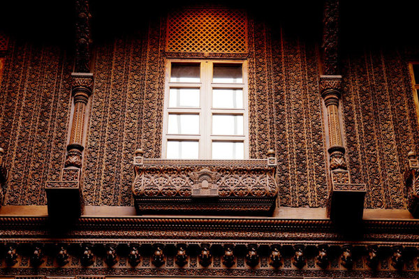 Haveli window
